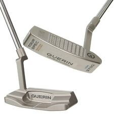 Guerin Rife Golf Rockersole Tour Spec Silver 355 Master Milled USA Blade Putter
