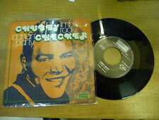 "CHUBBY CHECKER""LIMBO ROCK/DANCIN PARTY-disco 45 giri LONDON It.1962"" RARE"