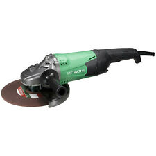 Hitachi 7 in. 15 Amp Trigger Switch Angle Grinder G18ST New