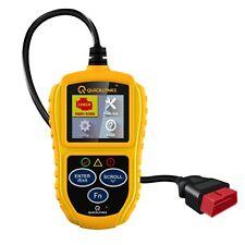 Quicklynks T49 OBDII/EOBD Fault Car Code Reader OBD2 Diagnostic Scan Tool