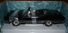 1969 Plymouth GTX - Black  Diecast ERTL American Muscle 1/18 New