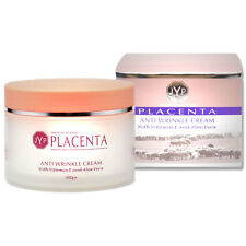 Sheep Placenta Anti Wrinkle Cream Moisturizer with Aloe Vera & Vitamin E, 100g