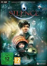 Silence - The Whispered World 2 (PC, 2016, DVD-Box)