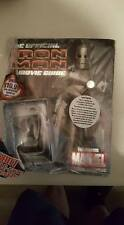 EAGLEMOSS CLASSIC MARVEL SPECIAL IRON MAN MOVIE LEAD FIGURINE WITH MAGAZINE