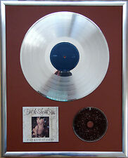 "Enya - The Best of Enya gerahmte CD Cover +12"" Vinyl goldene/platin Schallplatte"