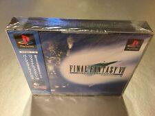 Brand New Import Final Fantasy VII 7 International Playstation Factory Sealed