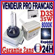 AMPOULE D3S AU XENON 35W KIT HID 12V LAMPE RECHANGE D ORIGINE FEU PHARE 8000K