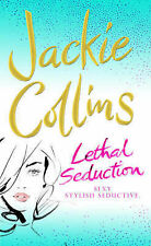 Jackie Collins Lethal Seduction Very Good Book