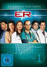 ER (EMERGENCY ROOM), Staffel 1 (Season 1), 4 DVDs NEU+OVP