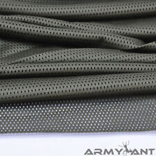 """Olive Drab Green Camouflage Net Cover Army Military 60""""W Mesh Fabric Cloth"""
