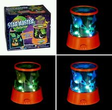 Galactic star master light Projector lamp ufo aliens astronomy NEW
