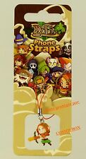 DOFUS Phone Straps CRA figure for phone or keychain WAKFU bonta movie keyring
