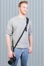 Optech Utility Strap Sling XL Quick-Adjust in Black - NEW UK STOCK