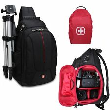 Swissgear Professional Camera Case Waterproof Backpack digital Canon EOS DSLR