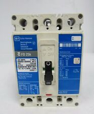 CUTLER-HAMMER INDUSTRIAL CIRCUIT BREAKER SER.C C FD 25K 100A 3P 600V FD3100