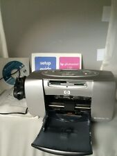 HP PHOTOSMART 130 COLOR INKJET PHOTO PRINTER 4x6 INCH  C8443A Used