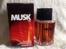 Avon Musk Fire Cologne Spray 3.4 oz for Men***NEW***