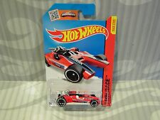 2015 HOTWHEELS ''HW RACE'' #182 = HONDA RACER = RED   int.