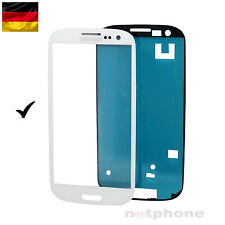 Samsung Galaxy s3 i9301 Neo écran verre touch screen Front Glass Blanc Original