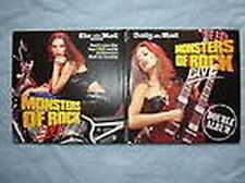 PROMO CD  Monsters Of Rock  -  Disc 1 of 2