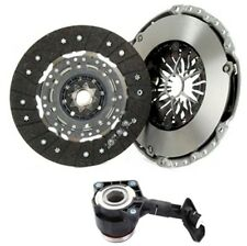 Jaguar X Type CF1 Saloon Estate 2.2 D 3 Pc Clutch Kit From 10 2005 To 11 2009