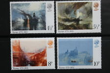 Birth Bi Centenary Of J M W Turner (Painter) 1975 -  MNH Set  # 625