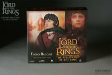 Sideshow Lord of the Rings FRODO BAGGINS Exclusive Figure LotR Hobbit Rare