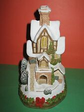 1996 DAVID WINTER COTTAGE AT HOME WITH COMFORT & JOY EXCELLENT DETAILED