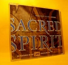 MAXI Single CD Sacred Spirit Legends 4TR 1997 Tribal, Techno