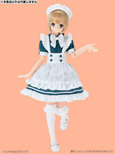 Azone 1/6 EX Cute Pure Neemo Doll Dress PNM Classical Cafe Maid Outfit Blue