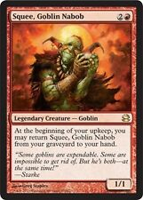 Squee, Nababbo Goblin - Goblin Nabob MTG MAGIC MMA Modern Masters English