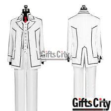 HOT SALE VAMPIRE KNIGHT Kuran Kaname Night Class Uniform Cosplay Costume