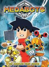 MEDABOTS THE COMPLETE FIRST SEASON 4-DISC DVD BOX SET NEW & SEALED DVD
