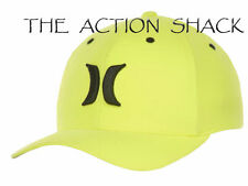 J750 • Hurley One & Only Hat / Cap • NWT Mens Large / XL Flexfit Neon • #26261