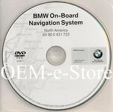 2003 2004 2005 BMW 325ci 330ci 325 330 Cic Coupe Convertible Navigation DVD Map