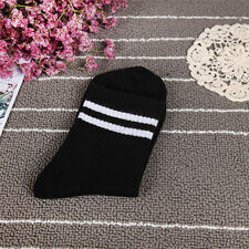 1 Pair Fashion Striped Women & Men Casual Hosiery Sports Cotton Ankle Socks New