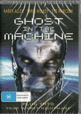 GHOST IN THE MACHINE -  NEW & SEALED DVD FREE LOCAL POST