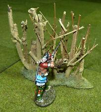 Diorama Zubehör Maßstab 1/30, 1/32, 1/35 Baum Hecke Zaun, Kraal Fence, N10A