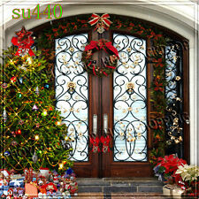 Christmas 10'x10' Computer-painted Indoor Scenic background backdrop SU440B881
