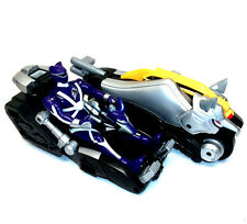 "Power Rangers Jungle Fury toys 10"" Long Car & 5"" ranger figure set"