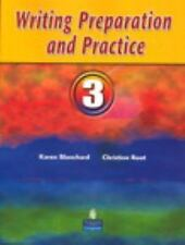 Writing Preparation and Practice 3 (Bk. 3)