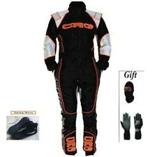 CRG kart race suit KIT CIK/FIA level 2 2014 style(free gifts)