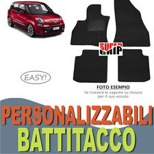 PER FIAT 500L (2012 ) TAPPETINI AUTO SU MISURA IN MOQUETTE CON BATTITACCO   EASY