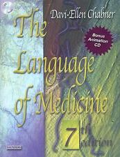 The Language of Medicine with Animation CD-ROM (Language of Medicine (W2cds))