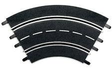 Carrera R1 Curve 1/60º slot car track, 3/pk 20571