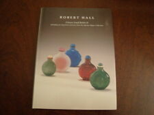 Robert Hall Chinese Snuff Bottles 11 Marian Mayer Collection     16/95