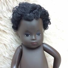 Lovely Sasha Doll 1970's Dark Skin