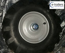 "RUOTA POSTERIORE DESTRA 8"" & pneumatico per letame-Camion ® Power-Barrows-Motorizzato CARRIOLA"