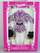 NIB BARBIE DOLL FASHION AVENUE 1998 BOUTIQUE CLOTHING #3