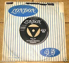 "EVERLY BROTHERS ~ BIRD DOG  b/w DEVOTED TO YOU ~ UK TRI LONDON 7"" SINGLE"